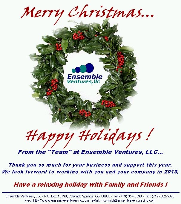 EVChristmasMessage